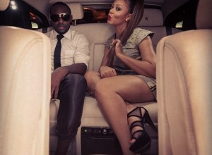 Is Jim Iyke About To Propose To Nadia Buari‎?!?