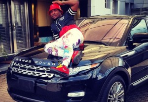 Oritsefemi Gets Replacement For Crashed Range Rover From Billionaire, Ayiri Emani