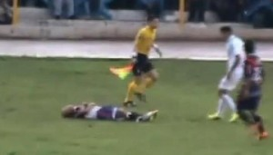 Peruvian Footballer Struck By Lightning During Match, Makes 'Miracle' Recovery