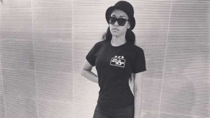 Tania Omotayo Models For Wizkid's Clothing Line
