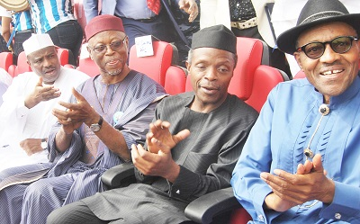 APC PRESIDENTIAL CAMPAIGN RALLY IN PORT HARCOURT