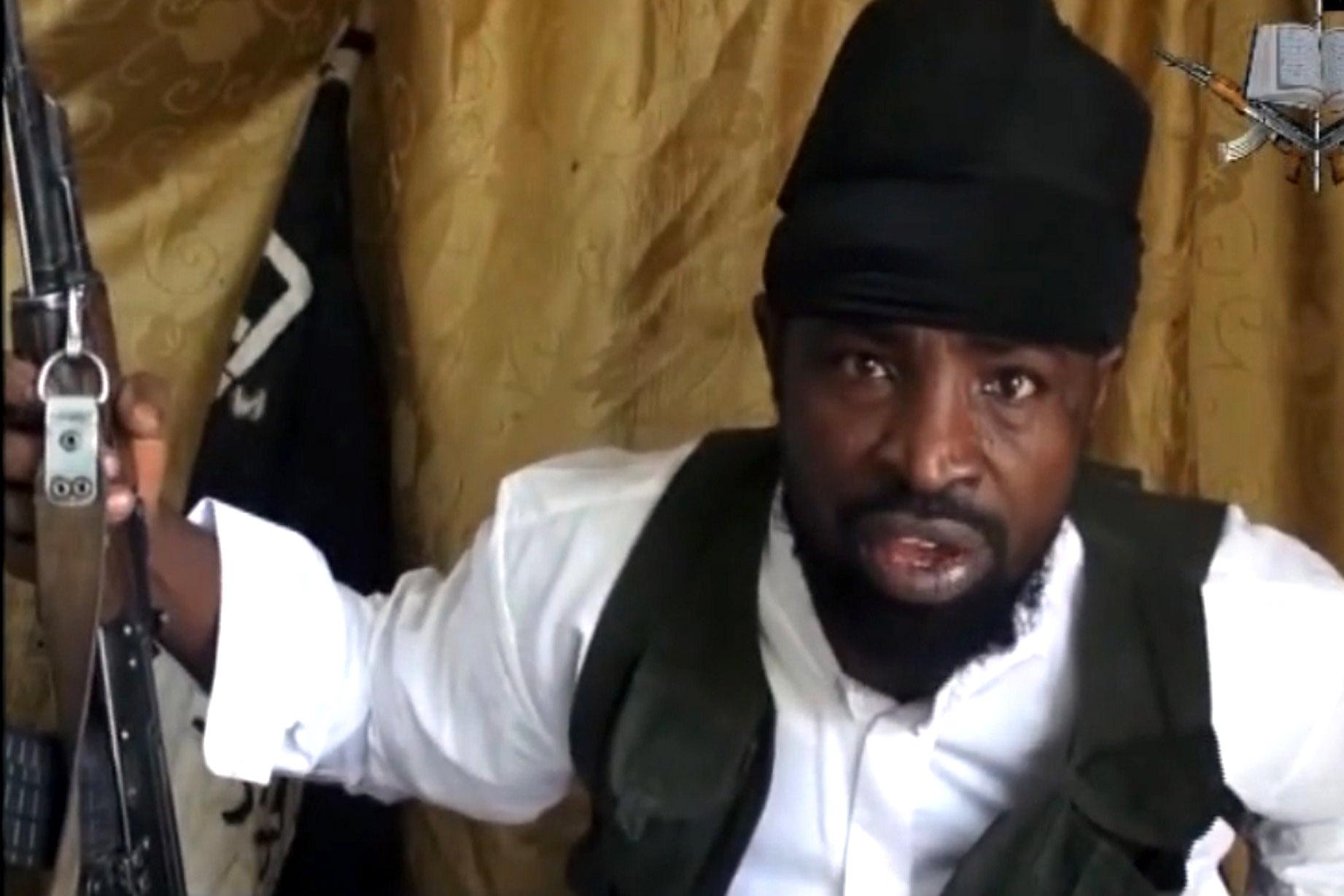 NIGERIA-UNREST-SHEKAU