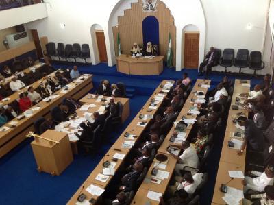 Adamawa State House of Assembly