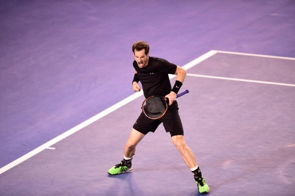 Murray beat Kyrgios to Reach Aussies Semi-Finals. Image: Tennis Australia.