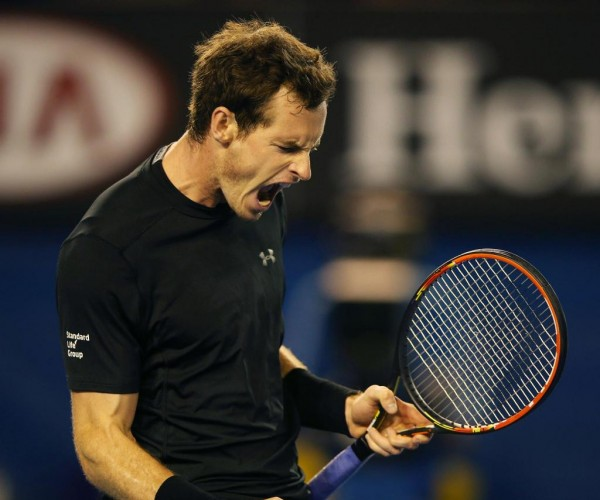 Andy Murray AOlast4