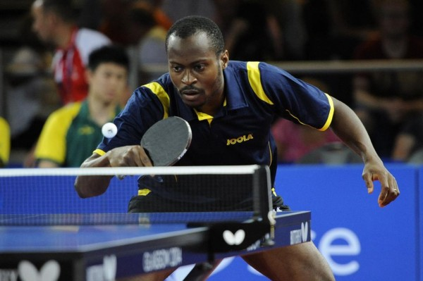 Aruna Quadri's Wait for a First ITTF-Africa Men's Singles Medal Tarries On After Losing in the Quarter-Finals at the 2015 Cairo Tournament.
