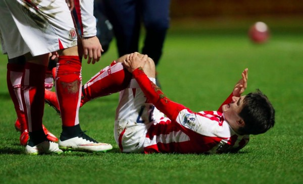 Bojan Krkic Out for the Rest of the Season after Damaging Cruciate Ligament. Image: Getty.