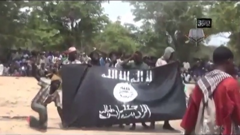 Boko Haram flag