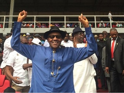 Buhari-in-Port-Harcourt