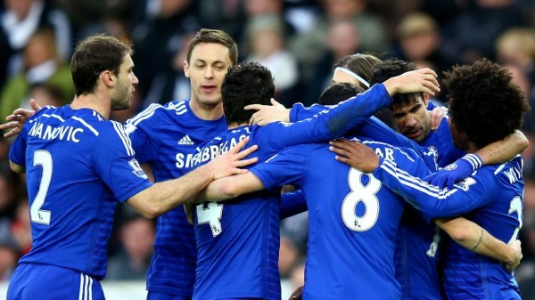 Chelsea are Bidding for a Fifth Premier League Title. image: Getty.