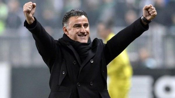 Christophe Galtier Says NO to Newcastle Switch. Image: Getty.