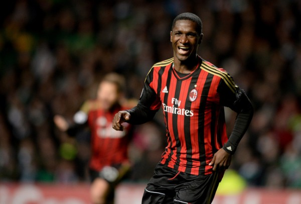 Cristian Zapata Faces Four Weeks on the Sidelines With Injury. Image: Getty.