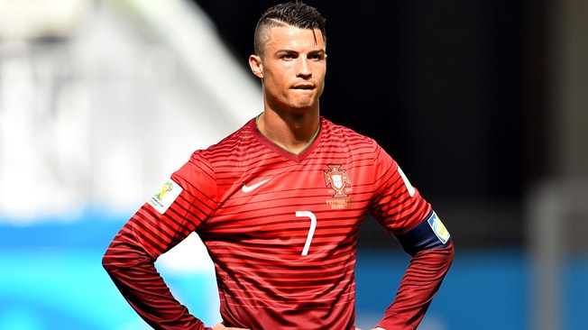 Cristiano Ronaldo Reacts to World Cup Exit