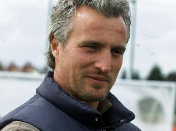 David Ginola Says He Will Run for Fifa President. Image