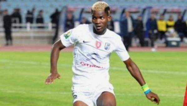 Didier Ndong Joins Lorient from Sfaxien. Image: AFP.