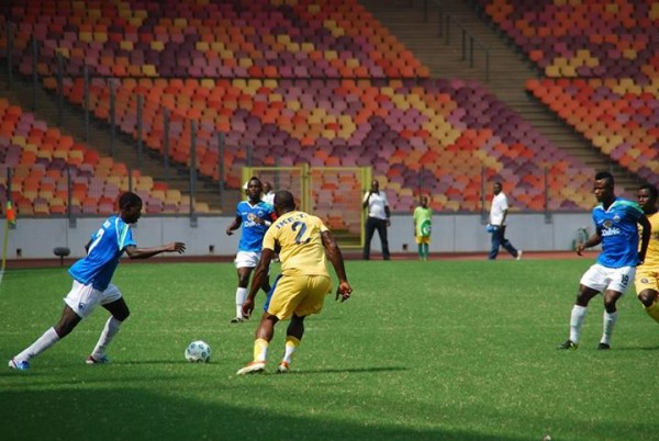 Enyimba Beat Warri Wolves 1-0 in Super 4.