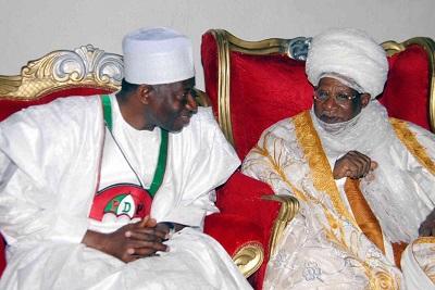 GEJ-Emir of Zamfara