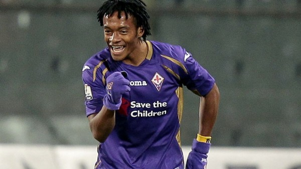 Chelsea Closing In On Juan Cuadrado Signing from Fiorentina. Image: Getty.