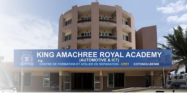 King Amachree