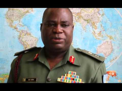 Major General Salihu Zaway Uba