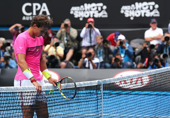 Rafael Nadal Loses to Thomas Berdych for the First Time Since 2006. Image: Tennis Australia.