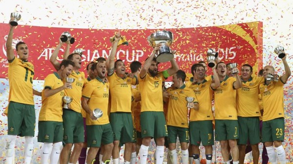 Socceroos Wins Dramatic Asian Cup Final 2-1 Against  North Korea. Image AFP/Getty.