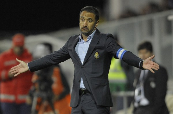 Vitor Pereira Won Back-to-Back League Titles With Porto in Two Years. Image: AFP/ Miguel Riopa.