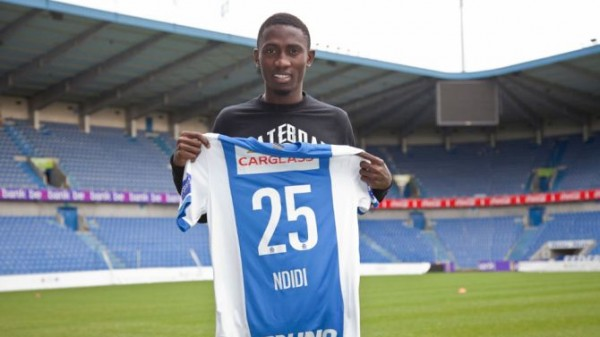 Wilfred Ndidi is Expected to Join Flying Eagles on Monday.
