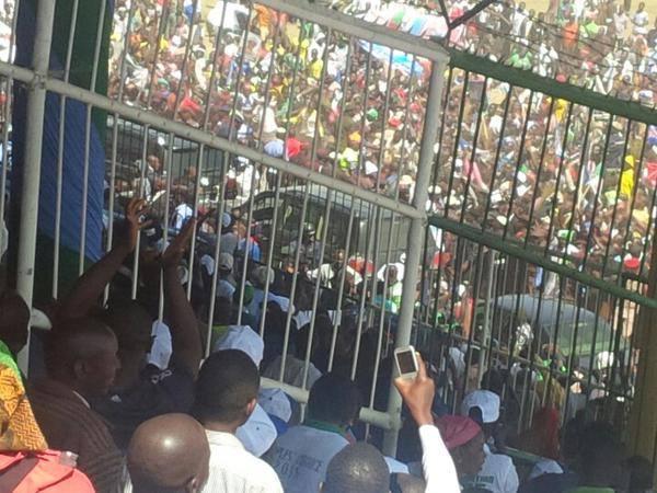 APC presidential campaign in Plateau