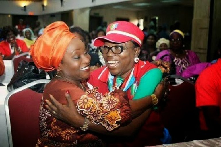 govonor wifes of apc and pdp