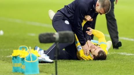 Leicester City Boss Nigel Pearson Has Escaped FA Retrospective Punishment after This Incident. Image: PA.