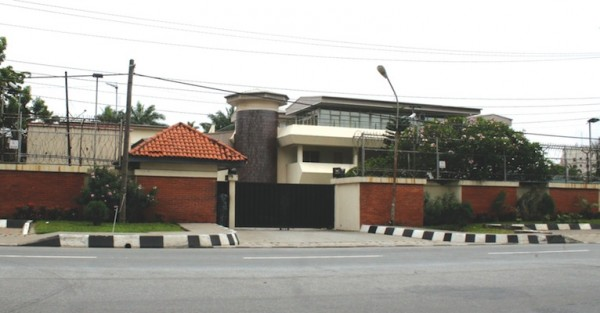 Bourdillon Road residence