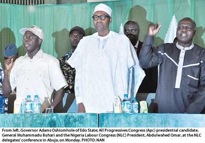 Buhari-NLC