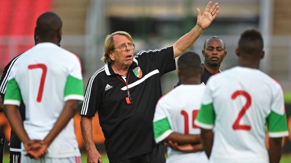 Claude Le Roy Earlier Said Congo Were Lucky to Lose 2-1 in Nigeria. Image: AFP.