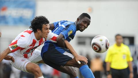 Enyimba Are Seeking for a Third Continental Title. Image: AFP.