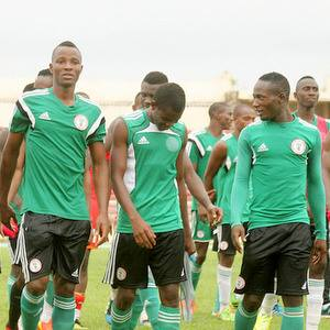 Flying Eagles are Drawn Along With Senegal, Cote d'Ivoire and Congo in Group A of the AYC. Image: LMC.