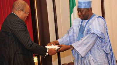 GEJ-NNPC AUDIT REPORT