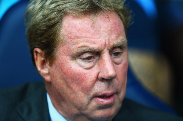 Harry Redknapp Steps Down as QPR Boss to Have Knee Surgery. Image: Getty.