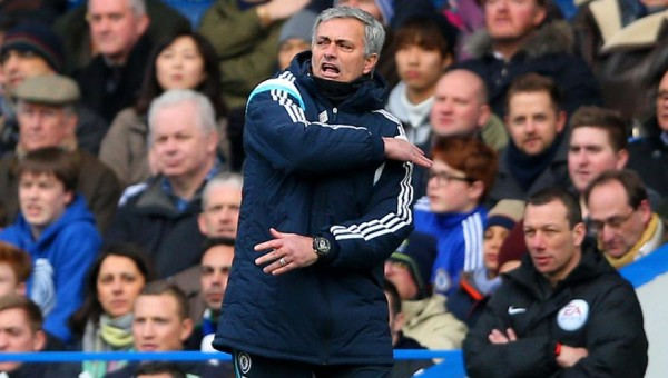 Jose Mourinho Says Chelsea Did Not Compete With Man Utd for Pedro. Image: Getty.