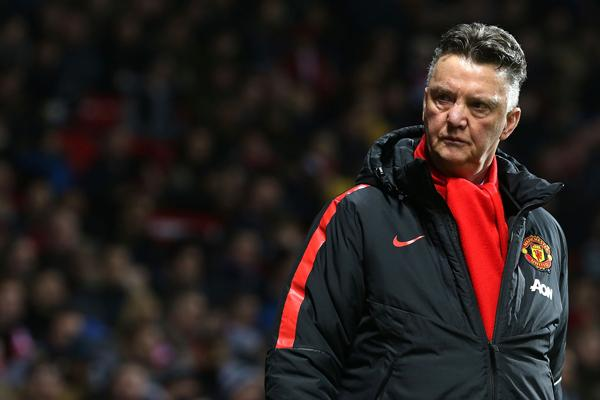 Manchester United Need a Midfielder, Says Van Gaal. Image: Getty.