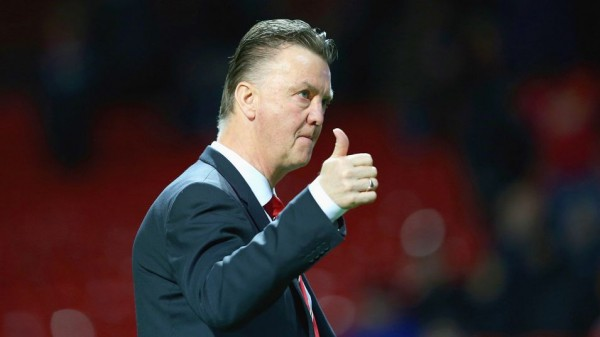 Louis van Gaal Faces FA Charge Over Media Comment. Image: Getty.