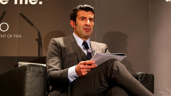Luis Figo Wants Televised Fifa Presidential Debate. Image: Paul Gilham/Getty.