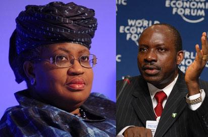 Ngozi Okonjo-Iweala-Charles Soludo