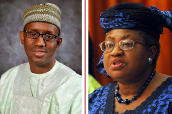 Nuhu Ribadu-Ngozi Okonjo-Iweala