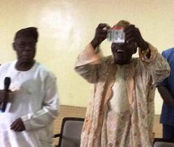 Obasanjo Dumps PDP