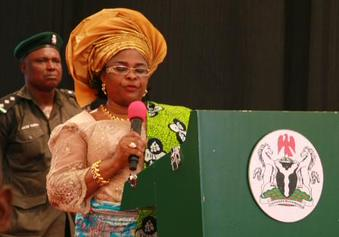 APC – Patience Jonathan Is A Comedian