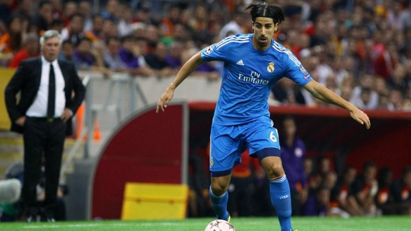 Injured Khedira Sidelined For Three Weeks