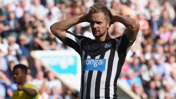 Siem de Jong Suffers Collapsed Lung, Set for Another Two Months on the Sidelines. Image: Getty.