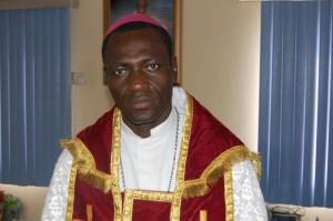 Archbishop Samson Benjamin