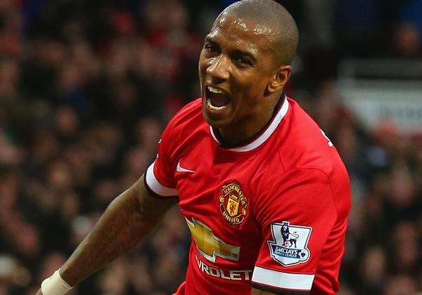 Manchester United Agree £1.28m With Inter Milan For Ashley Young
